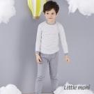 Little moni 純棉家居系列條紋成套睡衣 (共3色)