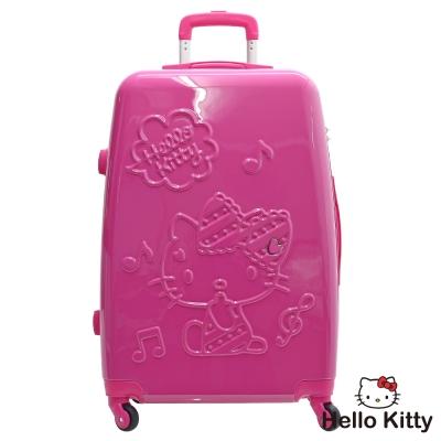 BTU x Kitty 夢幻樂章24吋行李箱