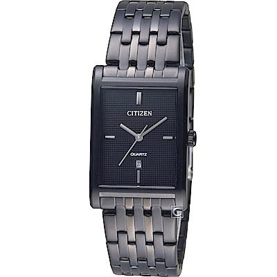 CITIZEN星辰低斂網點時尚腕錶(BH3005-56E)-26x38mm