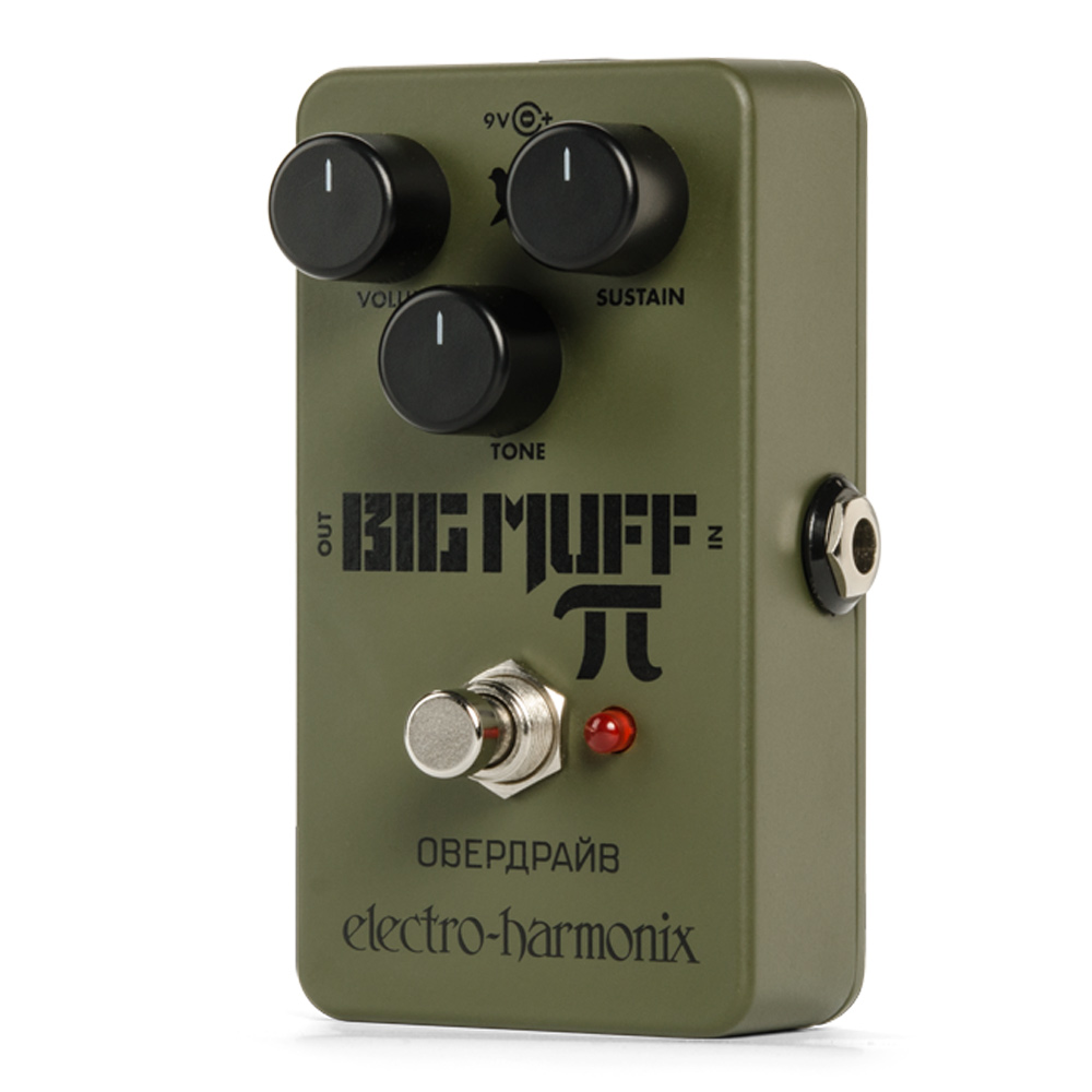 Electro Harmonix Big Muff Russia 效果器