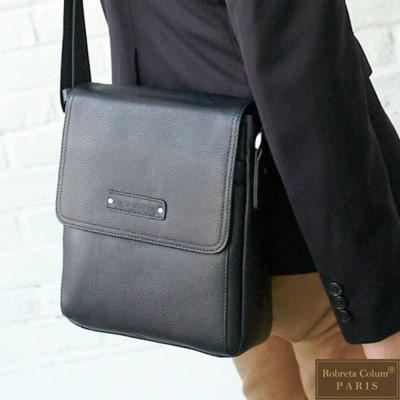Roberta Colum - 時尚鉚釘軟牛皮超質感側肩背包-共<b>2</b>色