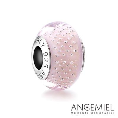 Angemiel安婕米-925純銀-琉璃串珠-璀璨