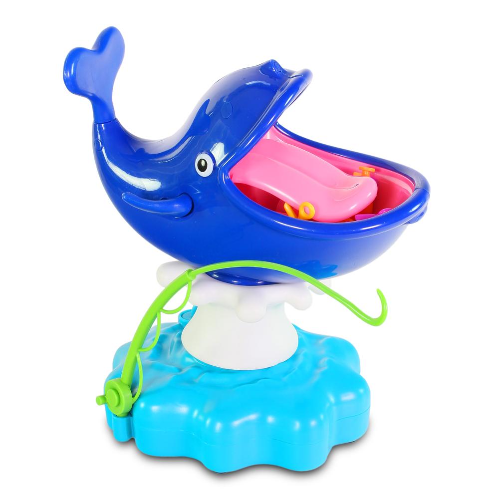 Splashy the Whale 噴水鯨魚 桌遊
