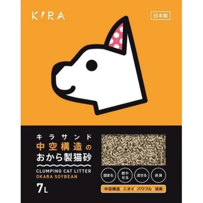 KIRA 空心豆腐貓砂 7L