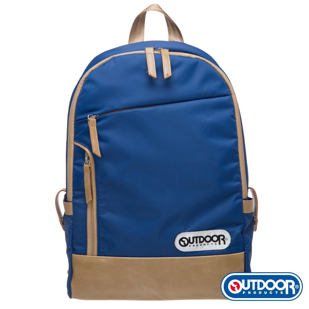 OUTDOOR-小鮮菜系列-13吋電腦後背包-深藍 OD161195NY