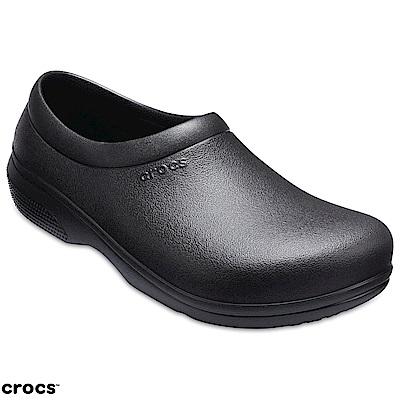 Crocs 卡駱馳 (中性鞋) 克駱格工作鞋 205073-001