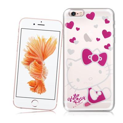三麗鷗Hello Kitty iPhone 6/6S 4.7吋 凱蒂樂園手機殼(...