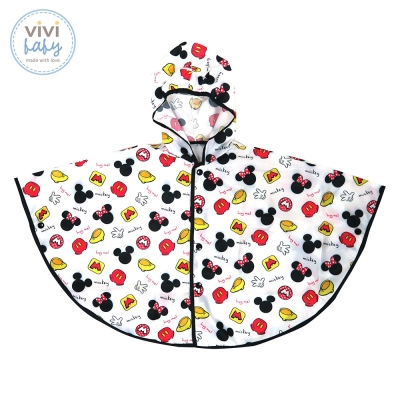 vivibaby 輕量幼兒雨衣(共2款)
