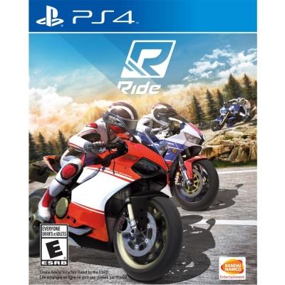 極速騎行 RIDE-PS4 英文美版