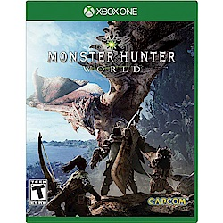 魔物獵人 世界 Monster Hunter: World -XBOX ONE 英日文美版