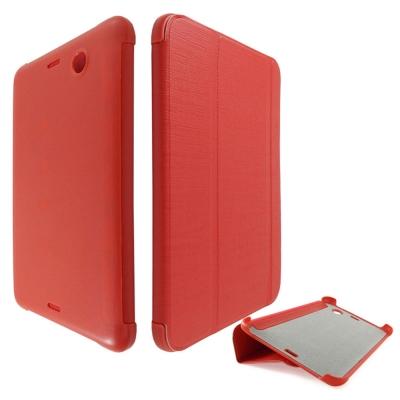 Miravivi TWM MyPad P4 Lite 經典三折薄型側立皮套