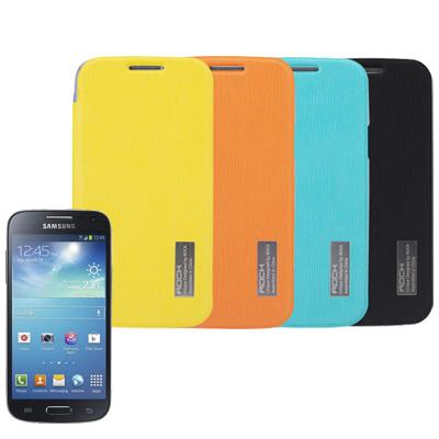 ROCK Samsung Galaxy S4 Mini I9190新雅超薄側開皮套