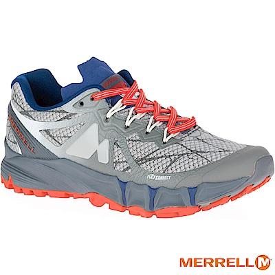 MERRELL AGILITYPEAKFLEX 野跑女鞋-灰(09634)