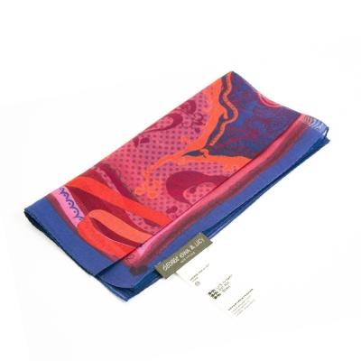 GG-L-PATCH-A-絲巾-紫心印花
