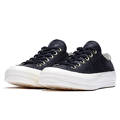 CONVERSE-男女休閒鞋559895C-黑