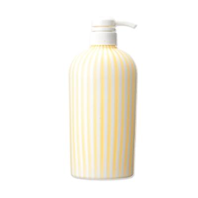 【MARNA】個性化條紋補充瓶(黃)