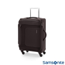 Samsonite新秀麗 24吋 Asphere可擴充布面軟殼行李箱(黑)