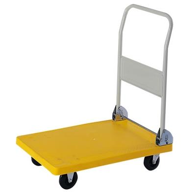 COLOR-塑鋼折疊手推車
