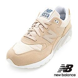 New Balance 580復古鞋MRT580EC中性咖啡