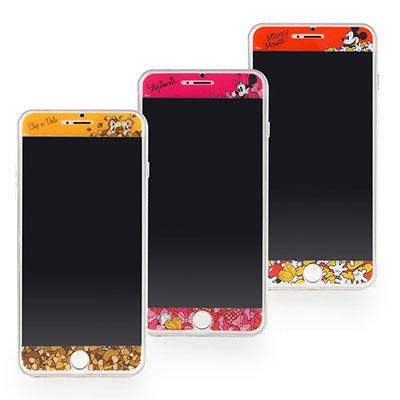 Disney iphone 6 plus / 6s plus彩繪保護貼-躲貓貓系...