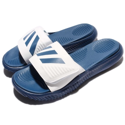adidas拖鞋ALPHABOUNCE SLIDE男鞋