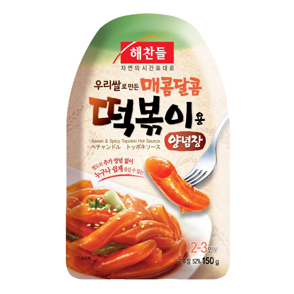CJ 韓式辣炒年糕醬(150g)