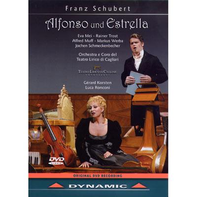 舒伯特: 歌劇《阿方索與埃斯特蕾拉》DVD