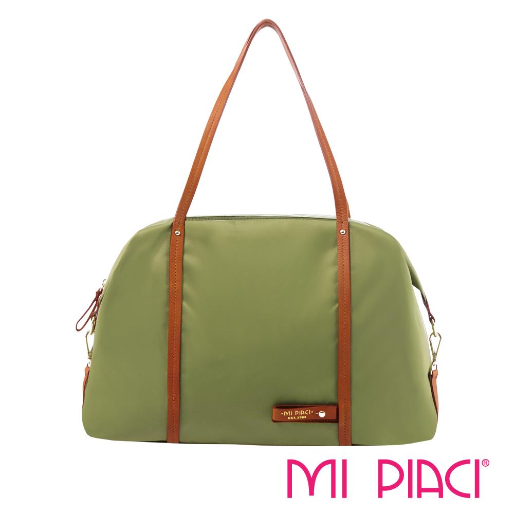 MI PIACI-Alice系列肩背袋-1230164-卡其綠