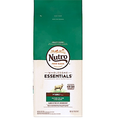 美士 全護營養系列-成犬配方 (牧場小羊+健康米) 30磅