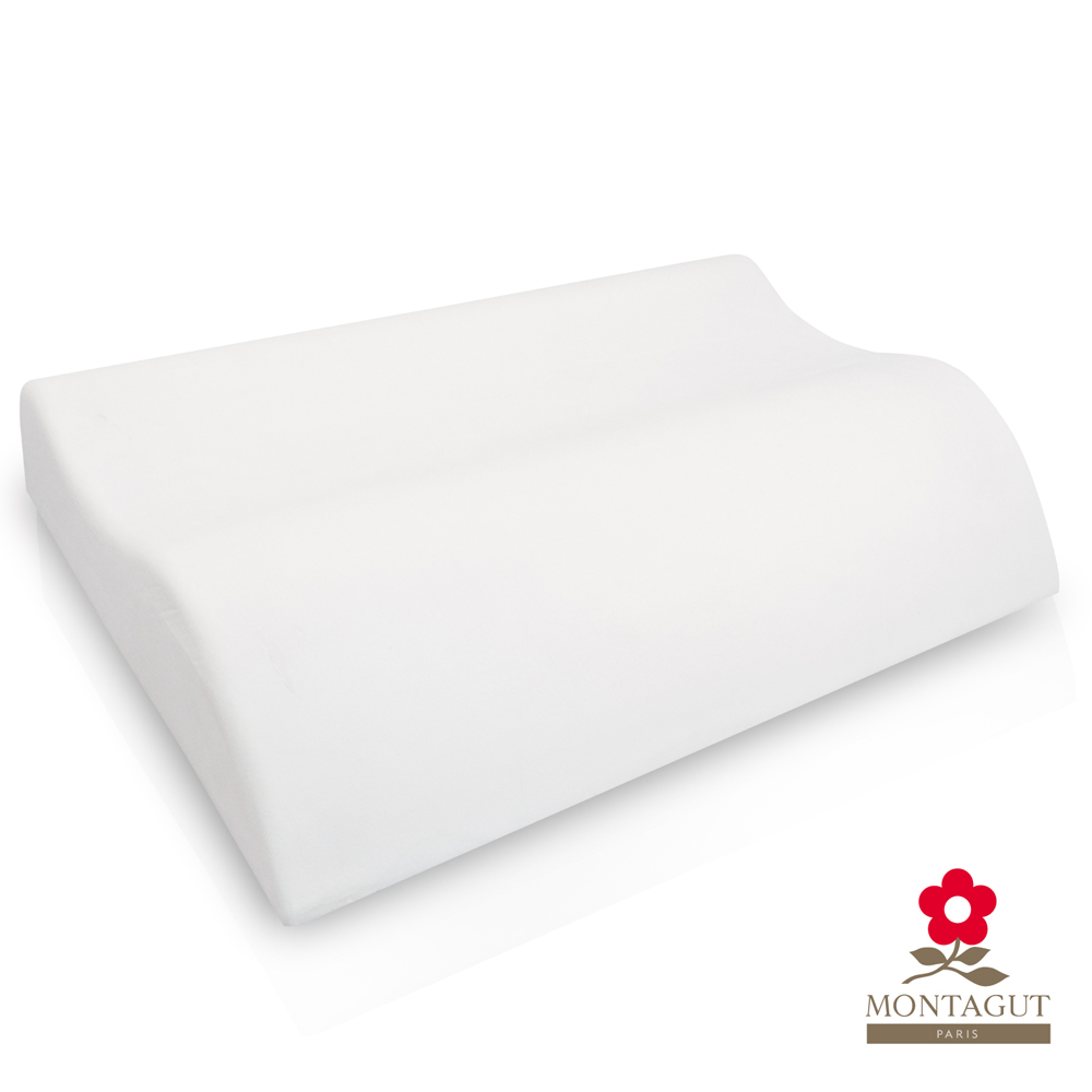 法國MONTAGUT - 3D塑型紓壓枕(肩頸型)