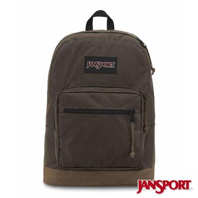 JanSport -RIGHT PACK DIGITAL系列數位後背包 -深褐波紋