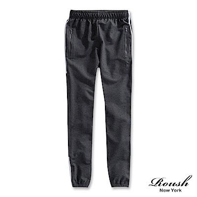 Roush 女生側邊線條設計機能性棉褲(3色)