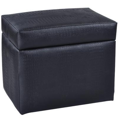 《BuyJM》愛麗絲掀蓋收納沙發椅(2色)