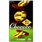 Lotte樂天 Chococo餅乾-抹茶(98.6g)