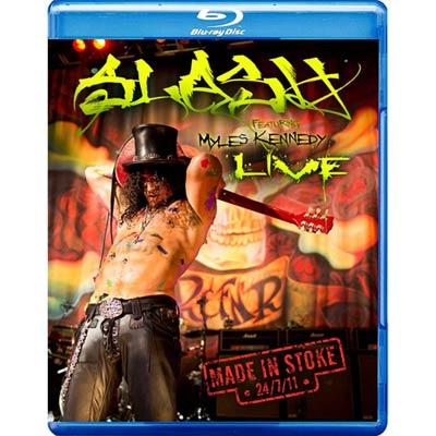 Slash - 2011故鄉演唱會 藍光BD