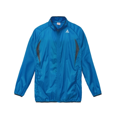 FIVE UP 個性有型抗UV風衣外套-藍