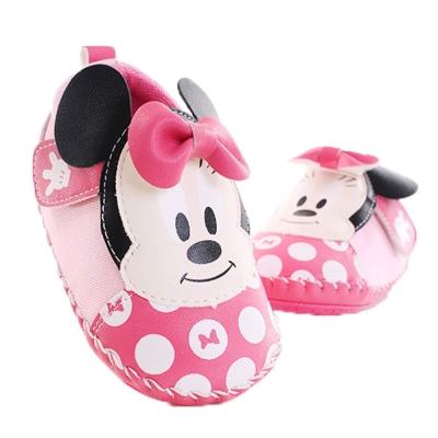迪士尼米妮寶寶鞋 sh9882
