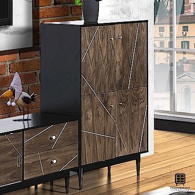 漢妮Hampton休伯特系列高櫃-80x40x122cm