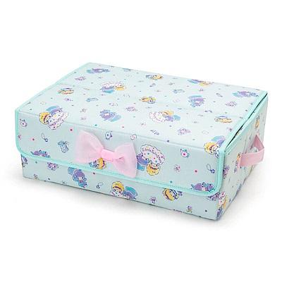 Sanrio 雙星仙子貼身衣物收納箱(不思議魔法)
