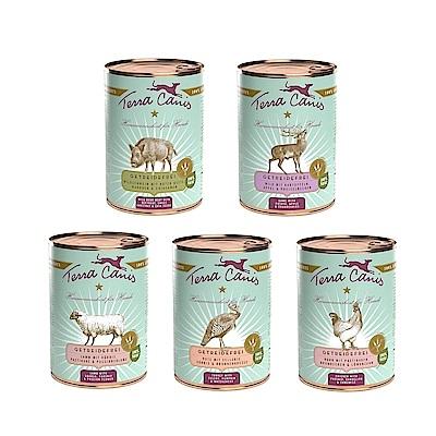 德國醍菈廚房 犬用主食罐系列 400g 12罐組