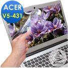 Ezstick 靜電式螢幕保護貼-ACER V5-431 專用