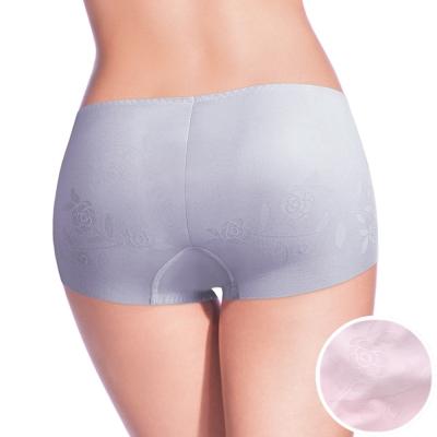 黛安芬-STRETTY小褲 零著感系列平口內褲 M-EEL(櫻花粉)