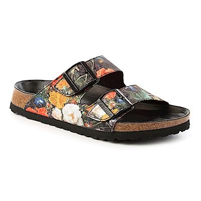 勃肯papillio1007306。亞利桑那經典二條拖鞋(古典花卉)