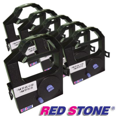 RED STONE for IBM 9068/9068 D01黑色色帶組(1組6入)