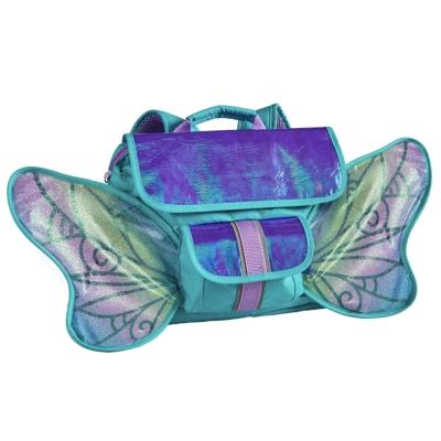 美國Bixbee - 飛飛童趣LED系列冰雪蝴蝶仙子小童背包
