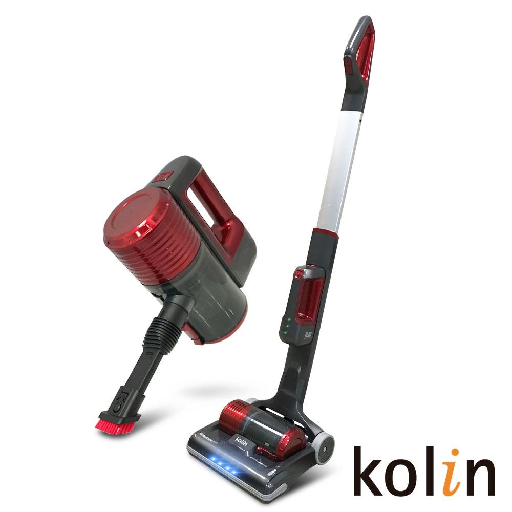 歌林KOLIN 直立/手持二合一無線吸塵器(KTC-A1203WS)