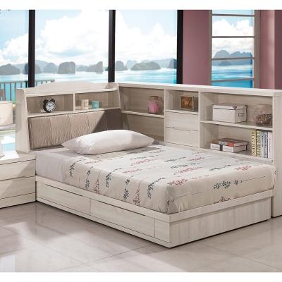 H&D 瑪奇朵3.5尺床箱式床台