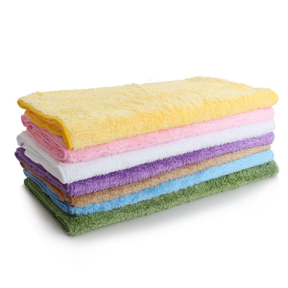 Lovel 超強吸水輕柔微絲多層次開纖紗毛巾6入(共9色)