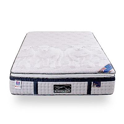 KiwiCloud專業床墊-K9 威靈頓 獨立筒彈簧床墊-6尺加大雙人 @ Y!購物