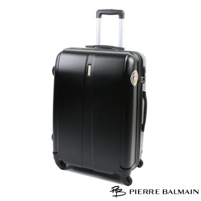 皮爾帕門PB-PC超輕材質24吋拉桿箱-黑P29924